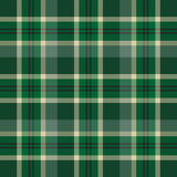 Spartan Plaid. Exclusive green, beige and black Spartan plaid by onyonet photo studios. Inspired by Michigan State University colors royalty free illustration