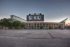 Spartan Stadium Imagens de Stock