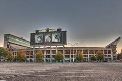 Spartan Stadium Fotografering för Bildbyråer