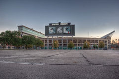 Spartan Stadium Stock Images