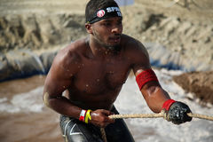 Spartanin Biegowy Dubaj Zdjęcia Stock