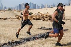 Spartanin Biegowy Dubaj Obraz Stock