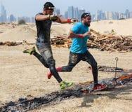 Spartanin Biegowy Dubaj Zdjęcia Royalty Free