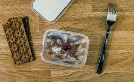 Spartanisches Lebensmittel stockbilder