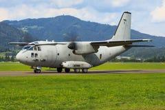 Spartansk C-27J fotografering för bildbyråer