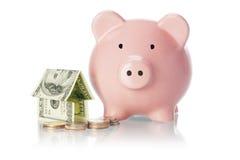 Sparungen und Investition stockfotos