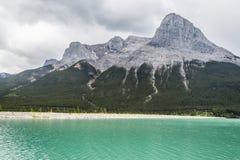 Spary jezioro Obrazy Stock