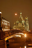spasa na krovi собора Стоковые Фото