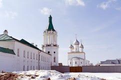 spaso μοναστηριών yakovlevsky Στοκ Φωτογραφίες