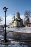 Spaso-Andronikov μοναστήρι, Μόσχα Στοκ φωτογραφία με δικαίωμα ελεύθερης χρήσης