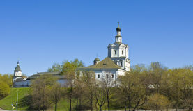 Spaso-Andronikov monastery, Moscow Royalty Free Stock Photos
