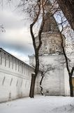 Spaso- Andronikov o monastério Foto de Stock