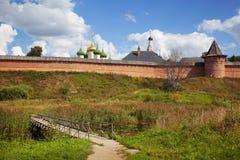 Spaso-Efimiev monastery. Suzdal. Russia Stock Photo