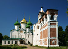 Spaso - Evfimevsky monastery Royalty Free Stock Images