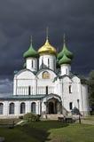 Spaso - Evfimevsky monastery. Suzdal Royalty Free Stock Images
