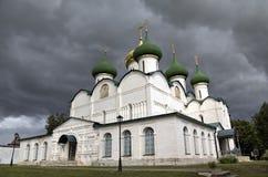 Spaso - Evfimevsky monastery. Suzdal Stock Image