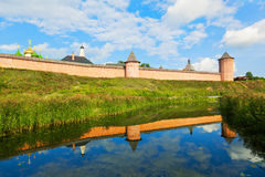 Spaso - Evfimevsky monastery. Suzdal, Stock Photo