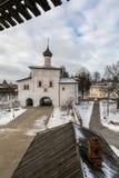 Spaso-Evfimiev μοναστήρι ατόμων ` s Annunciation εκκλησία Στοκ Εικόνα