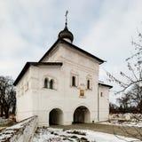 Spaso-Evfimiev μοναστήρι ατόμων ` s Annunciation εκκλησία Στοκ Φωτογραφίες