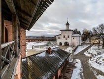 Spaso-Evfimiev μοναστήρι ατόμων ` s Annunciation εκκλησία Στοκ Εικόνες