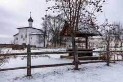 Spaso-Evfimiev μοναστήρι ατόμων ` s Annunciation εκκλησία Στοκ Φωτογραφία