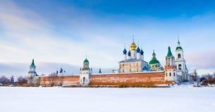 Spaso-Jakovlevskij monastery in Rostov, Russia Stock Photography