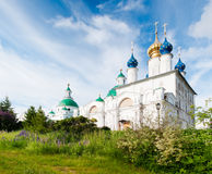 Spaso-Jakovlevskij monastery in Rostov, Russia. Royalty Free Stock Photography