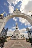 Spaso-Preobragenskiy Kathedrale Lizenzfreies Stockfoto