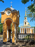 Spaso-Preobrazenskiy Cathedral (Dnipropetrovsk) Stock Photography