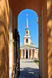 Spaso-Preobrazenskiy Cathedral (Dnipropetrovsk) Royalty Free Stock Photos