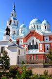 Spaso-Preobrazhenskiy cathedral Stock Photo
