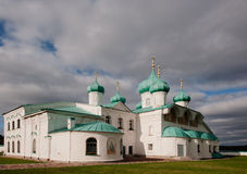 Spaso-Preobrazhenskiy cathedral Stock Photo