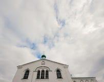 Spaso-Preobrazhenskiy cathedral Royalty Free Stock Images