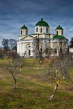 Spaso-Preobrazhenskiy church. Royalty Free Stock Photography