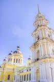 Spaso-Preobrazhensky Cathedral Rybinsk Royalty Free Stock Photo