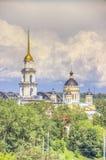 Spaso-Preobrazhensky Cathedral Rybinsk Stock Photography