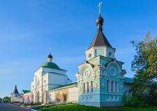 Spaso-Preobrazhensky male monastery, Murom, Russia Stock Photo