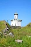 Spaso-Preobrazhensky Stauropegial monastery on Solovetsky Island Royalty Free Stock Photography