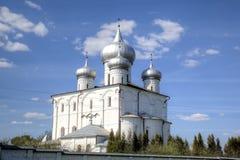 Spaso-Preobrazhensky Varlaamo-Khutyn Monastery. Stock Photos
