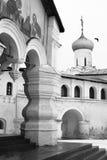 Spaso-Priluckiy monastery in winter. Vologda. Stock Photography