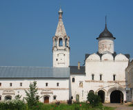 Spaso-Prilutskiy monastery, Russia Royalty Free Stock Images