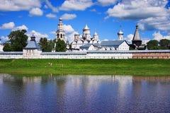 Spaso-Prilutsky monastery Royalty Free Stock Image