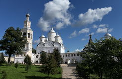 Spaso-Prilutsky monastery Royalty Free Stock Photo