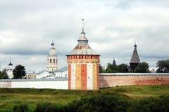 Spaso-Prilutsky monastery Royalty Free Stock Photos
