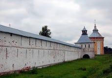 Spaso-Prilutsky monastery in Vologda Royalty Free Stock Photos