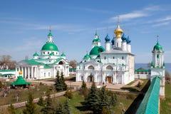 Spaso-yakovlevski Kloster in Rostov Lizenzfreies Stockbild