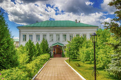 Spaso-Yakovlevsky Dimitriev monastery in Rostov Veliky Russia to Stock Photography