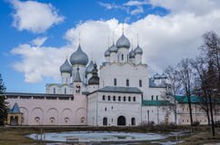 Spaso-Yakovlevsky Dimitriyev monastery, Stock Image