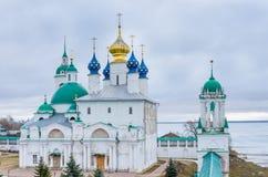 Spaso-Yakovlevsky Dimitriyev monastery, Royalty Free Stock Photography