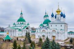 Spaso-Yakovlevsky Dimitriyev monastery, Stock Images